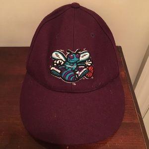 Mitchell & Ness Charlotte Hornets SnapBack Hat